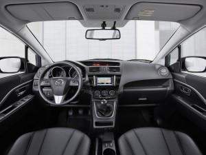 2013-Mazda-5-Interior