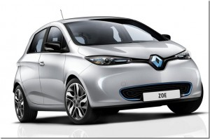 Renault-ZOE-Small-Car-angle