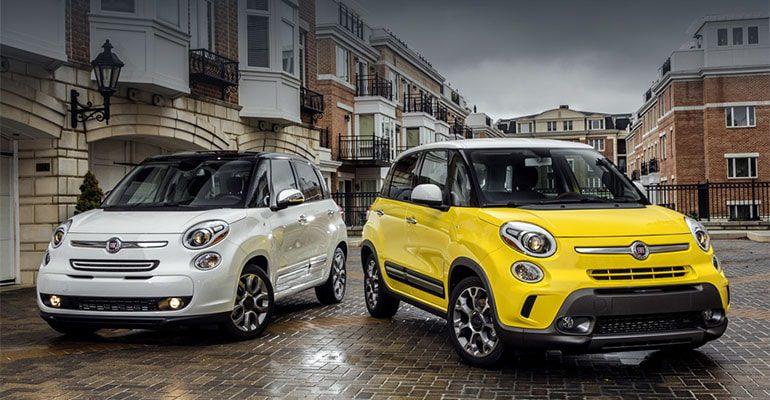 Семейство Fiat 500 через год пополнится кроссовером 48